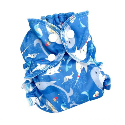 Washable Nappy Envelope Cover: Size 3