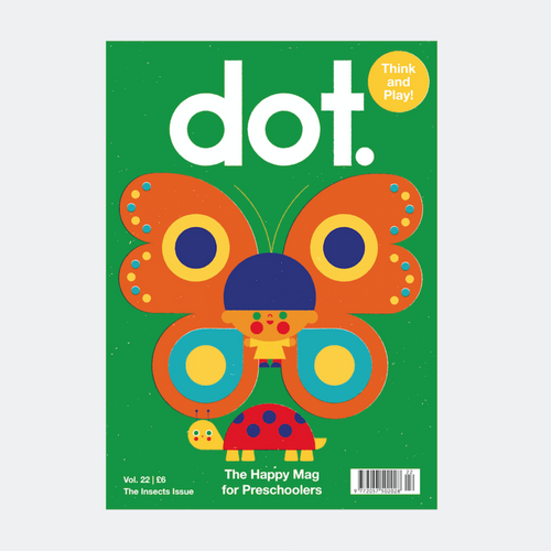 dot magazine for preschoolers