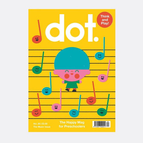 dot magazine for pre schoolers
