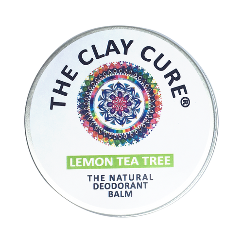 Natural Deodorant: Lemon & Tea Tree