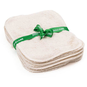Organic Cotton Washable Wipes