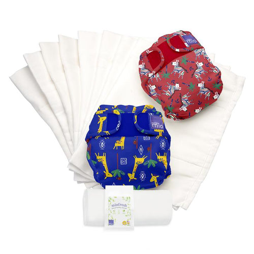 MioDuo Nappy Set: Size 1
