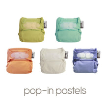 Load image into Gallery viewer, Pop-in V2 Reusable Nappies Box +bamboo