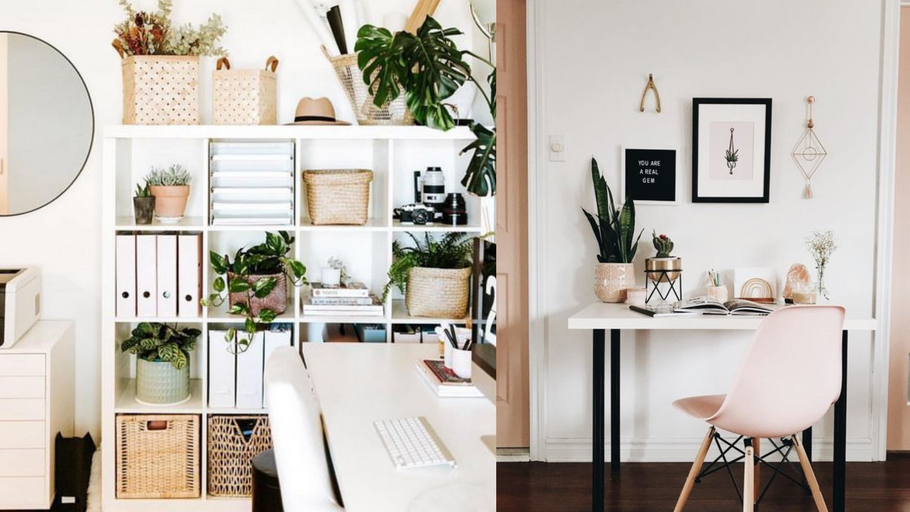 The Full Guide to: Desk Styling