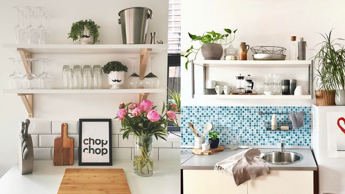 Shelf Styling Inspiration from the #LuxeLifeShelfie Competition