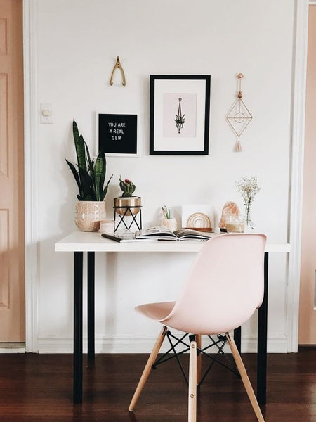 Desk Decor Ideas