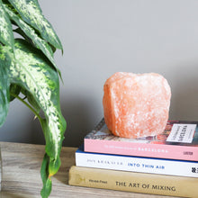 Load image into Gallery viewer, Himalayan Salt Candle Holder