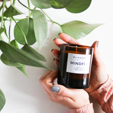 Load image into Gallery viewer, Wildheart Organics Mindful Candle