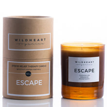 Load image into Gallery viewer, Wildheart Organics Escape Candle
