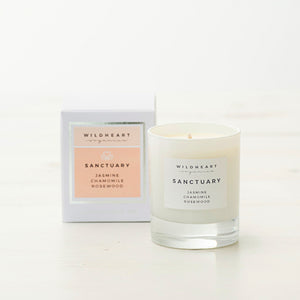 Wildheart Organics Sanctuary Spa Candle