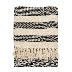 Scandi Boho Throw