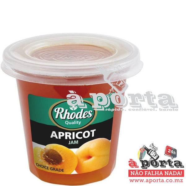 Rhodes Apricot Jam 290g - cans