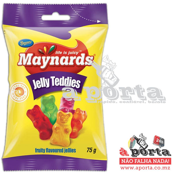 BEACON 75g Mini Jelly Teddies - CHO&SWEET