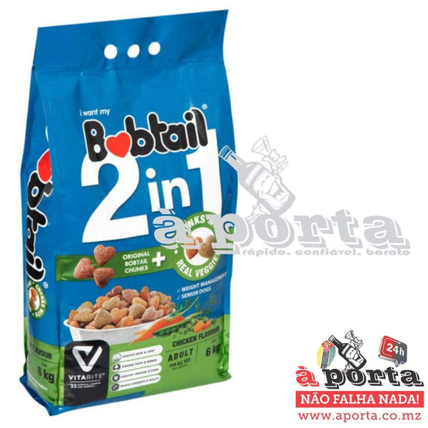 Bobtail Chicken 6kg - ANIMAL