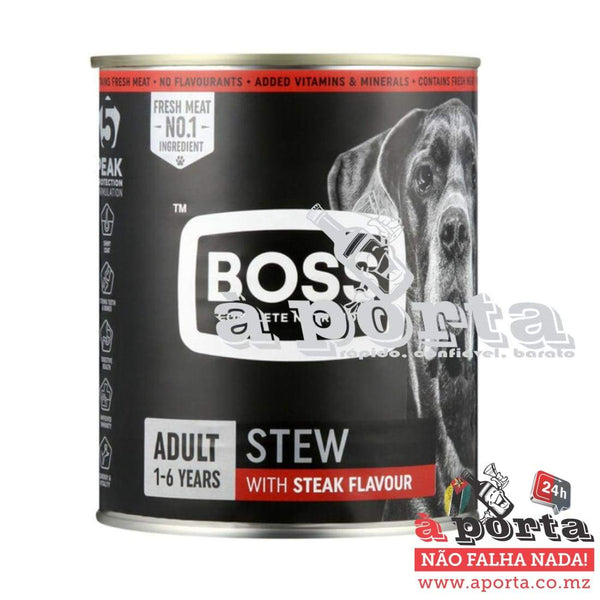 Boss 1-6y Stew Steak 775g - ANIMAL