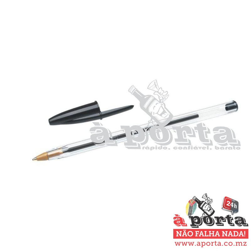CANETA BIC EACH/CADA - Preto - Stationary