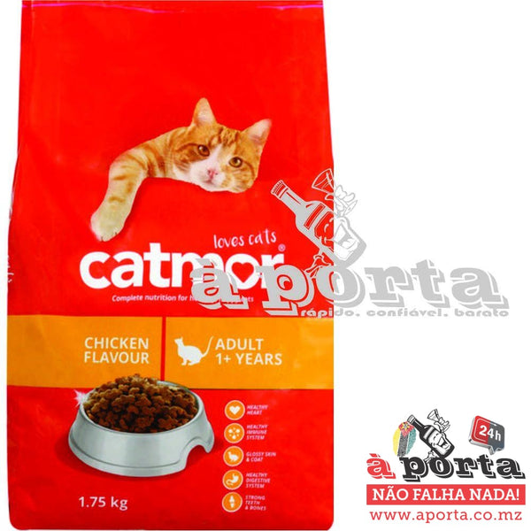 Catmor 1.75kg Dry Food Chiken - ANIMAL