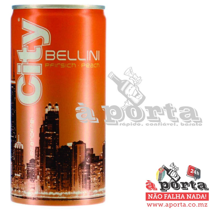 City Bellini 200ml each - CHAMPAGNE & SPARKLING WINE