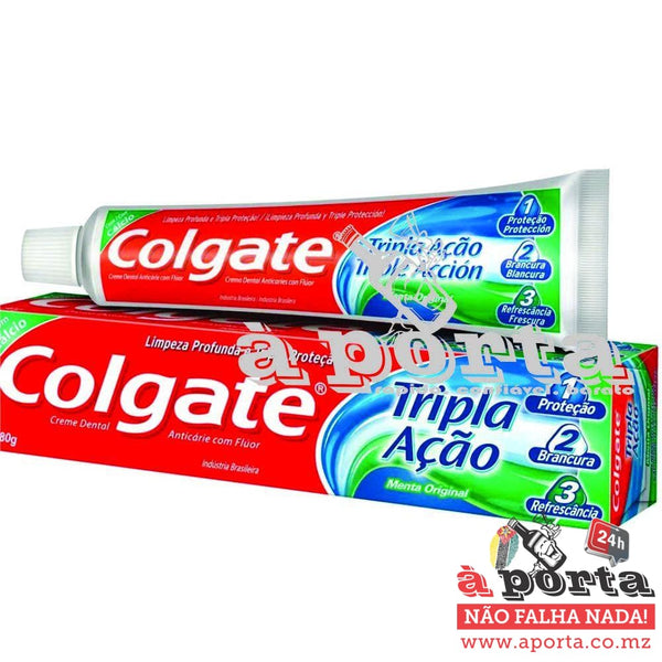 Colgate Triple Action Dentifrica 140g - HIGIENE