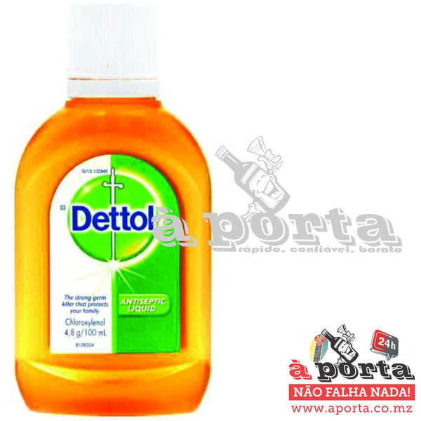 Dettol Antiseptic Liquid 50ml - HIGIENE