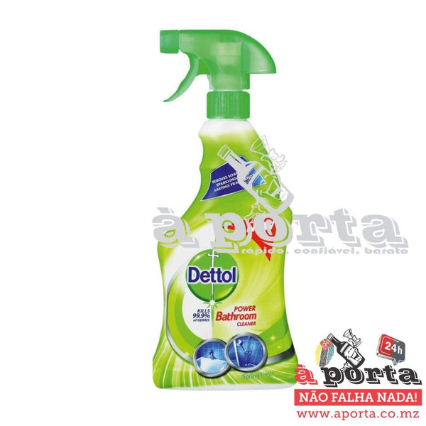 DETTOL Bath Cleaner Spring Fresh 500ml - LIMPEZA