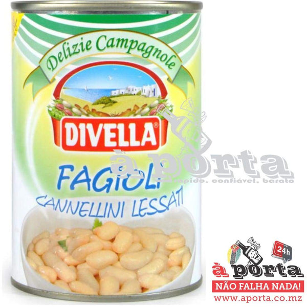Divella Cannellini Beans 400g - it dry