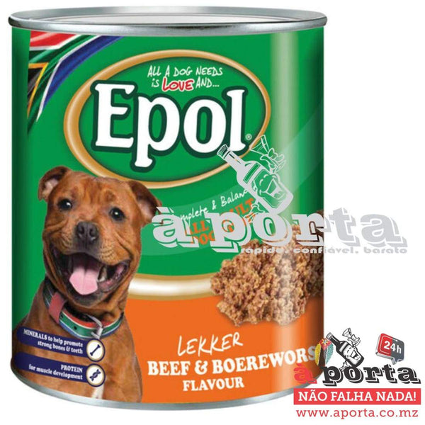 Epol Dog Can 820g - ANIMAL