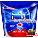 Finish all In One Lemon - CLEANING