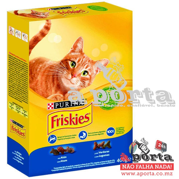 Friskies Cat Atum &Veg 400g - ANIMAL