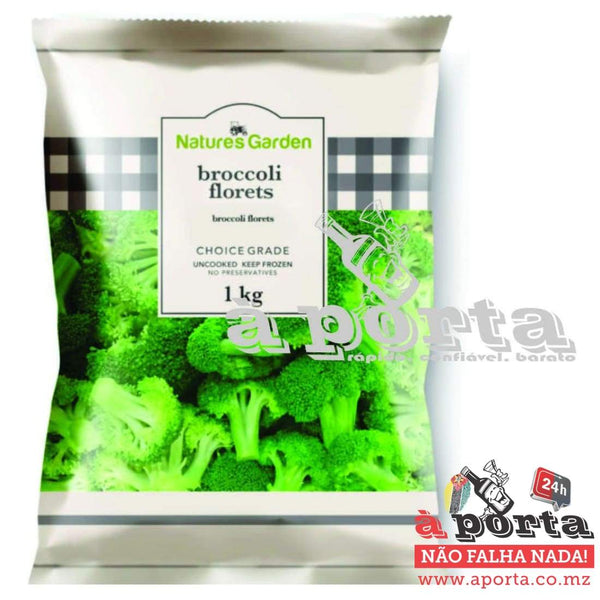 Frozen Broccoli 1Kg - VEG