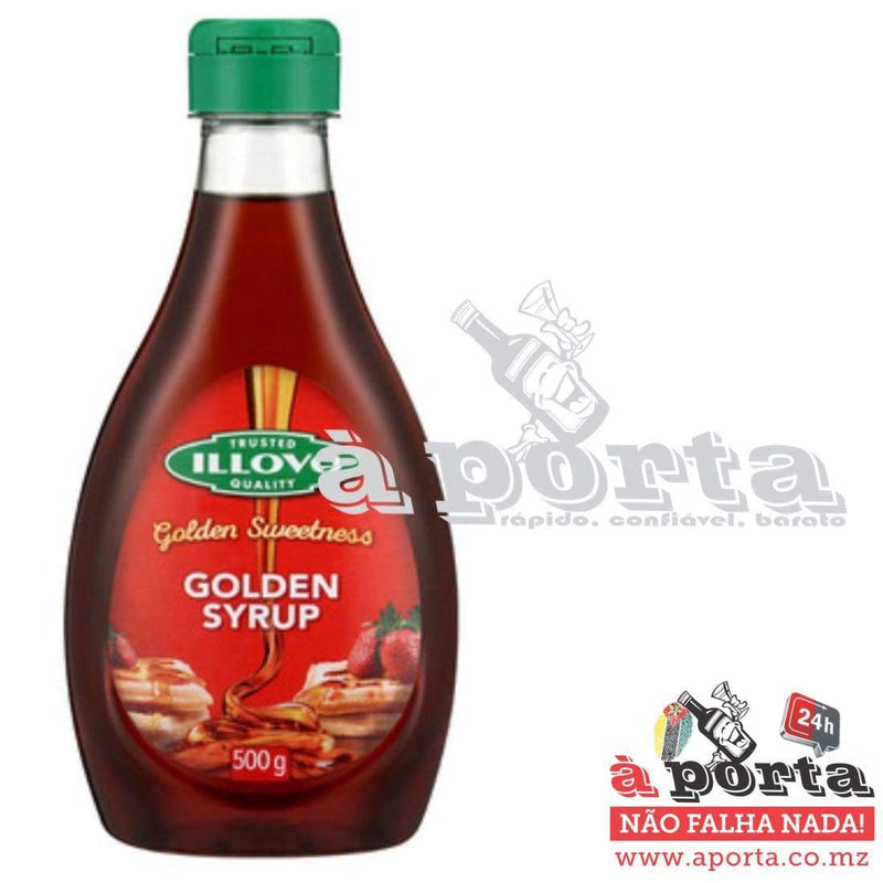 Golden Syrup Illovo 500ml - jars