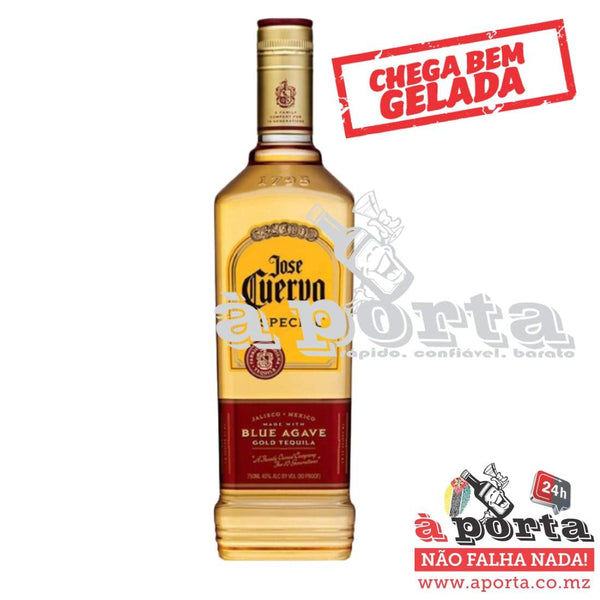 Jose Cuervo Tequila Gold (750ml) - TEQUILA