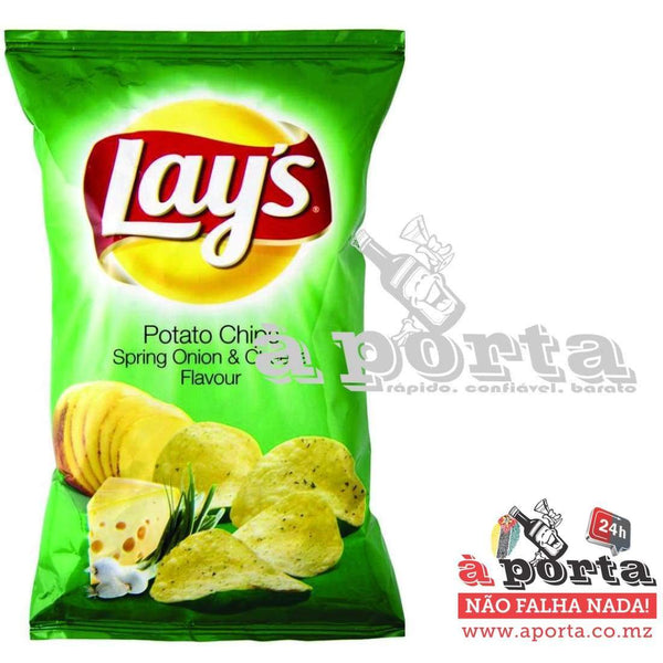 Lay's Spring Onion & Cheese 105g - CHIP&bis