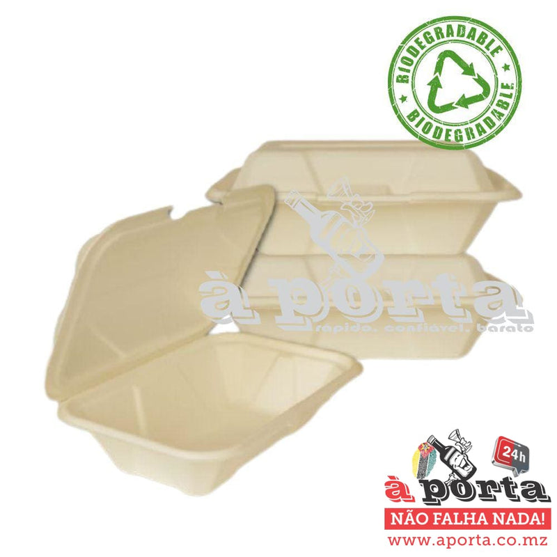 LUNCH BOX 900ml x 50units - OTHERS