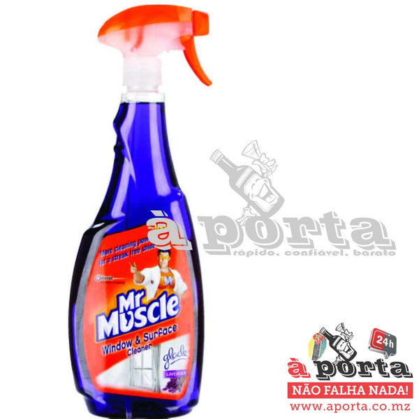 Mr Muscle Window & Surface Cleaner LAVANDER - LIMPEZA