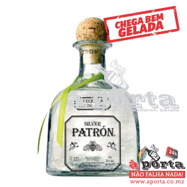 Patron Silver (750ml) - TEQUILA