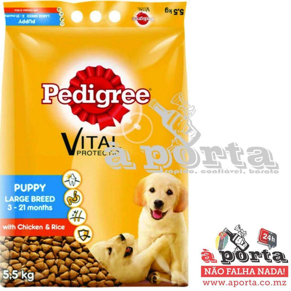 PEDIGREE 5.5kg Puppy Dry Ckn & Ric - ANIMAL