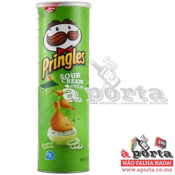Pringles Sour Cream 110g - SNACKS