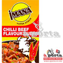 Stock Imana Chilli Beef Cubes 20g - EXPENSE