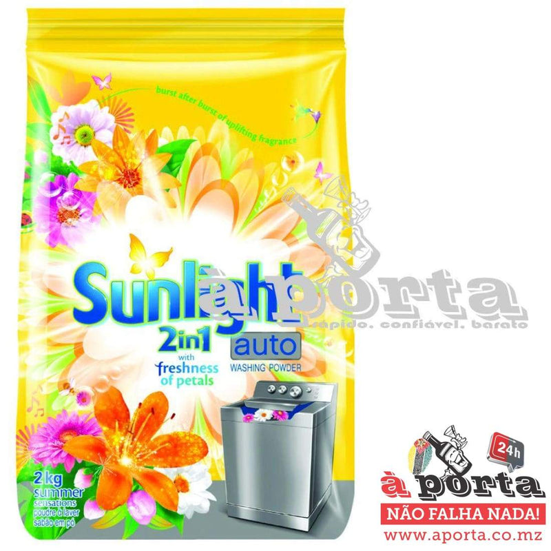 Sunlight Auto (Machine) 2kg - LIMPEZA