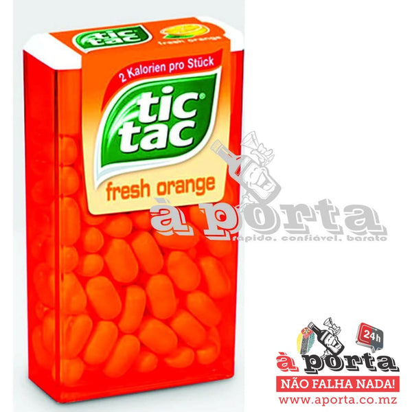 TIC TAC 16g Sweets Orange - CHO&SWEET