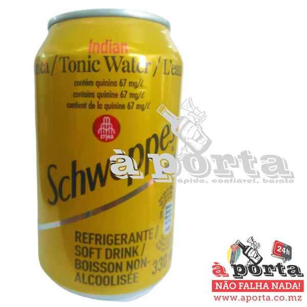 Tonic Water 330ml (6 Pack) - REFRIGERANTES