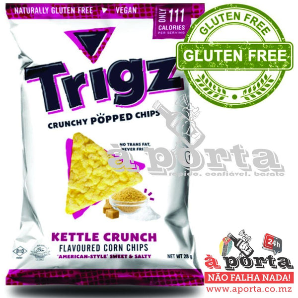 Trigz 85g Kettle Crunch - CHIP&bis