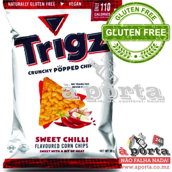 Trigz 85g Sweet Chilli - CHIP&bis