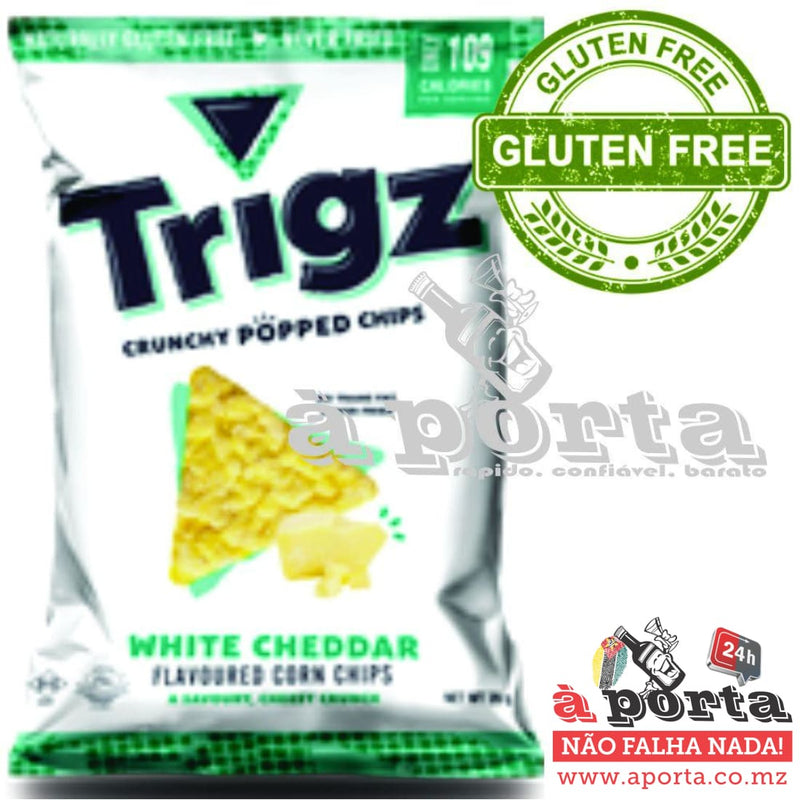 Trigz 85g Cheddar Cheese - CHIP&bis