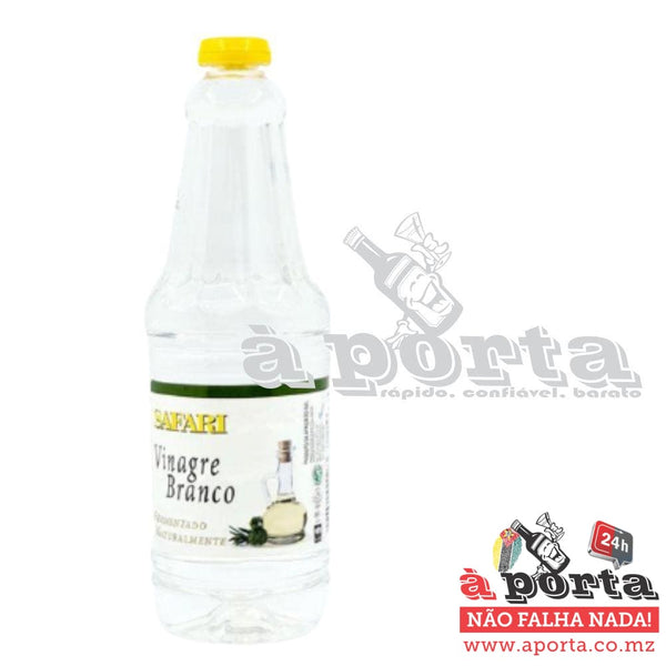 Vinager White Safari 750ml - OIL