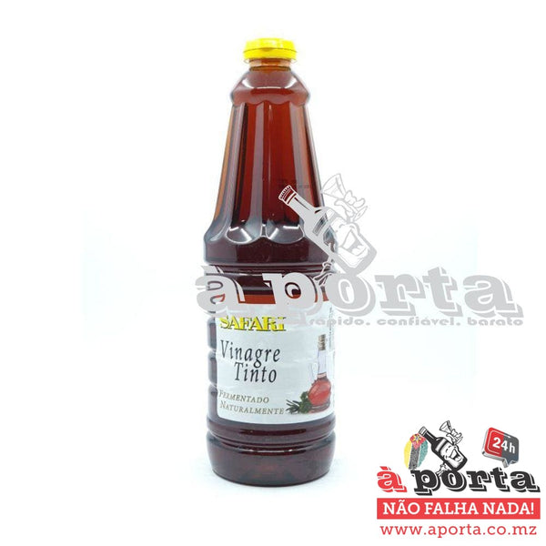 Vinegar Red Safari 750ml - OIL