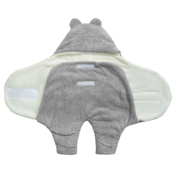 Owli Outdoor Sleeping Bag Gray 0-6 Months
