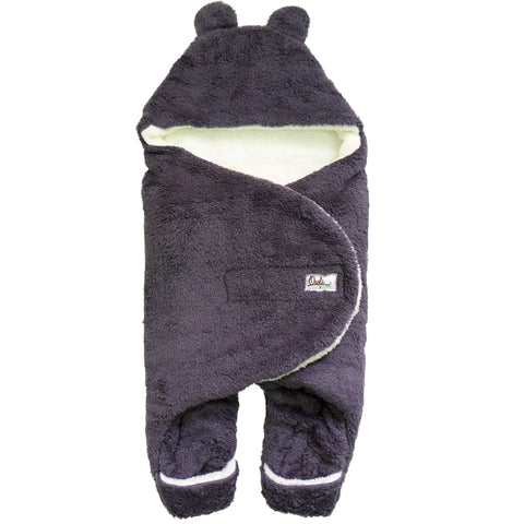 Owli Outdoor Sleeping Bag Purple 0-6 Months