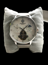 Load image into Gallery viewer, Silver Classy Lady Renaissance Automatic (Mother of Pearl Dial)
